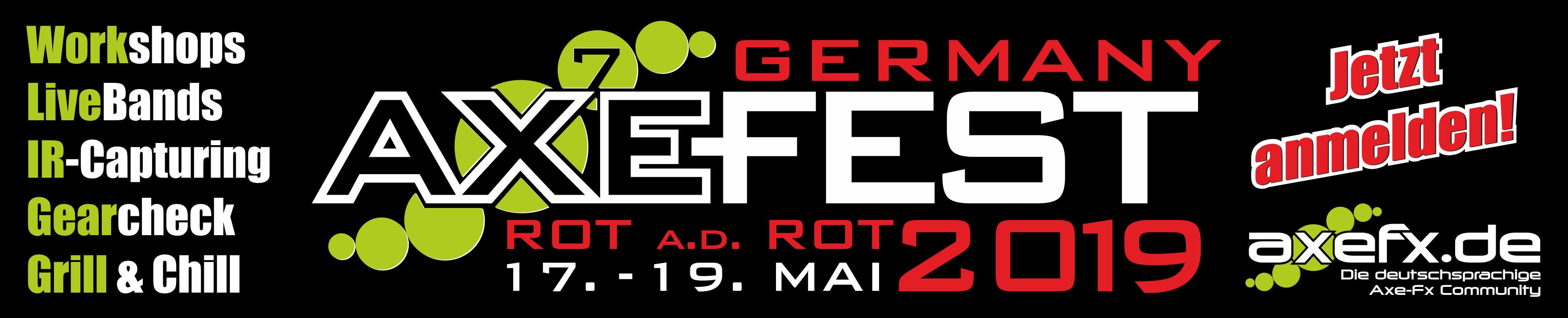 Axe-Fest 2019